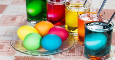 Confirmed: Gays Are Lacing Easter Eggs with Homosexual-Inducing Food Colorings