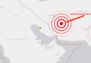 God Strikes Iran with Two Earthquakes As Punishment for Launching Missiles
