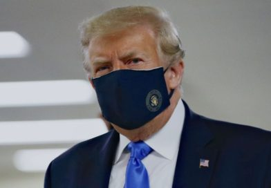 The Democrats and Dr. Fauci Should Start Wearing Their Masks, Just Like President Trump Has Said All Along